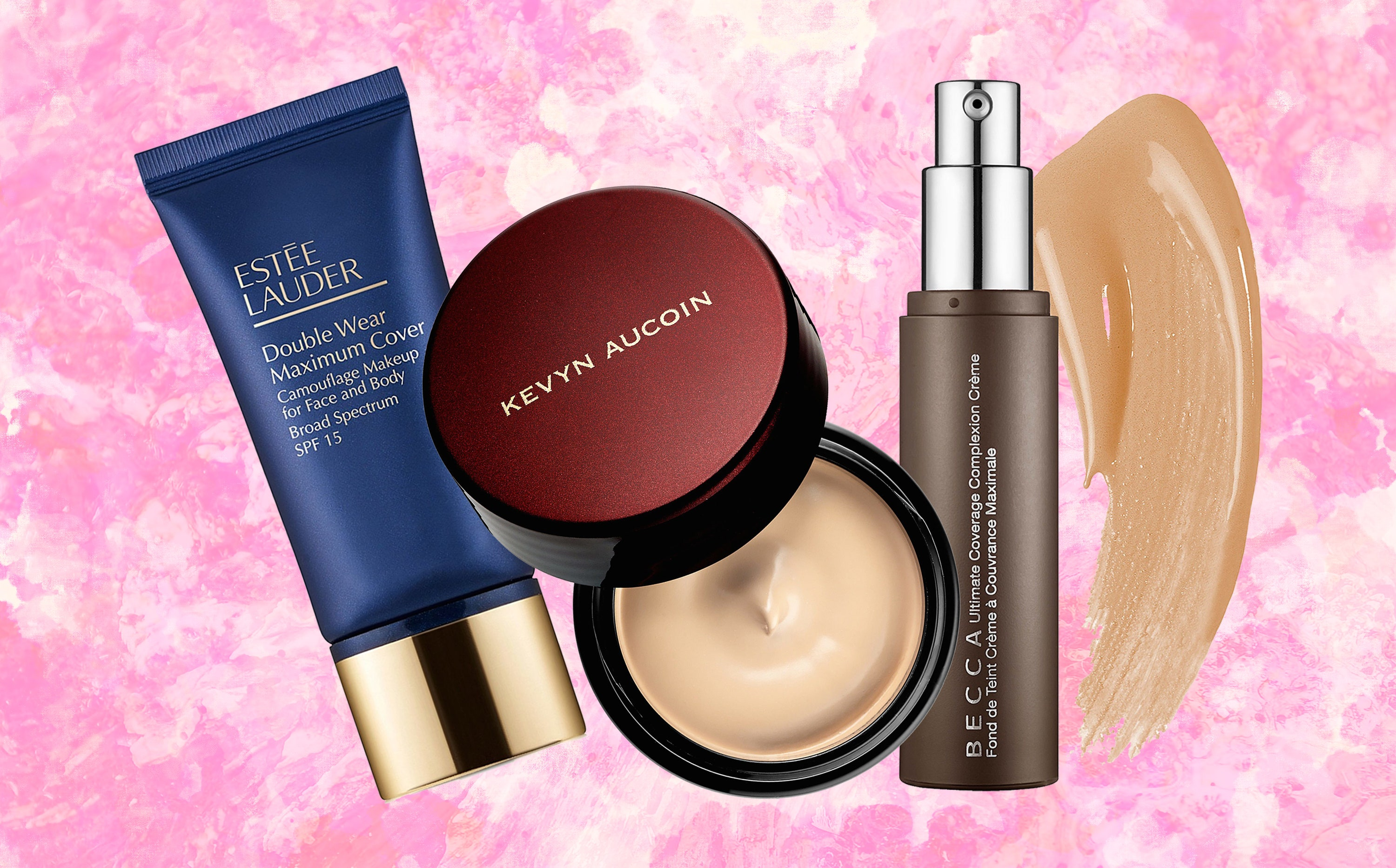 22 Full-Coverage Foundations That Can Cover Up Basically Anything