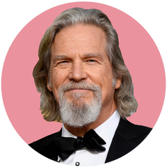"Jeff Bridges, ""The Dude"""